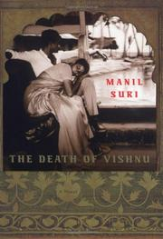 Cover art for THE DEATH OF VISHNU