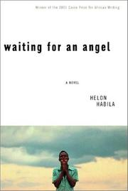 Cover art for WAITING FOR AN ANGEL