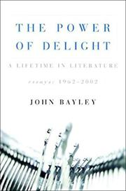 Cover art for THE POWER OF DELIGHT