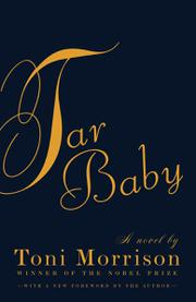 Cover art for TAR BABY