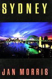 Cover art for SYDNEY
