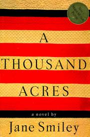 Cover art for A THOUSAND ACRES