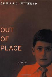 Cover art for OUT OF PLACE