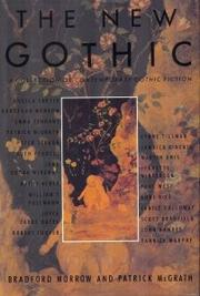 Cover art for THE NEW GOTHIC