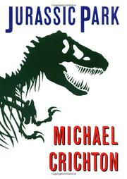 Book Cover for JURASSIC PARK