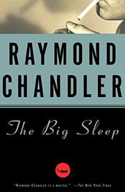 Cover art for THE BIG SLEEP