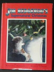 Book Cover for JIM HEDGEHOG'S SUPERNATURAL CHRISTMAS