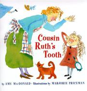 Cover art for COUSIN RUTH'S TOOTH