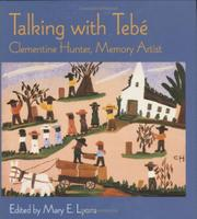 Book Cover for TALKING WITH TEBê