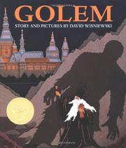 Book Cover for GOLEM