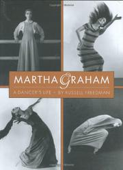 Cover art for MARTHA GRAHAM