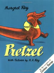 Cover art for PRETZEL