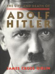 Book Cover for THE LIFE AND DEATH OF ADOLF HITLER