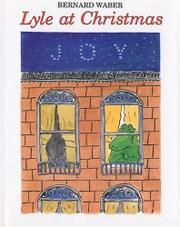 Book Cover for LYLE AT CHRISTMAS