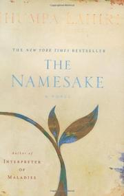 Book Cover for THE NAMESAKE