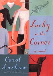 Cover art for LUCKY IN THE CORNER