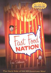Book Cover for FAST FOOD NATION