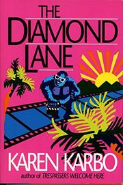 Cover art for THE DIAMOND LANE