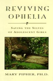 Book Cover for REVIVING OPHELIA