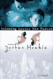 Book Cover for SWIMMING ACROSS THE HUDSON