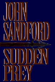 Cover art for SUDDEN PREY
