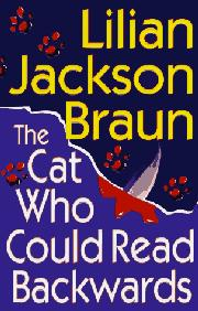Cover art for THE CAT WHO COULD READ BACKWARDS