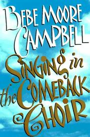 Book Cover for SINGING IN THE COMEBACK CHOIR