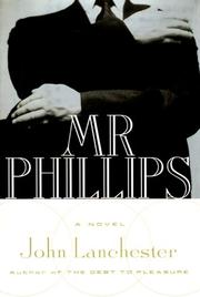 Cover art for MR PHILLIPS
