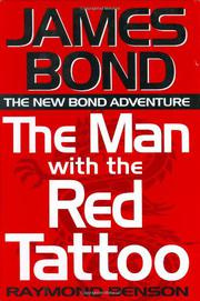 Book Cover for THE MAN WITH THE RED TATTOO