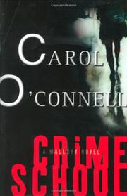 Cover art for CRIME SCHOOL