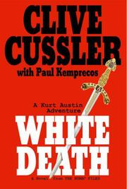 Cover art for WHITE DEATH