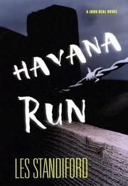 Book Cover for HAVANA RUN