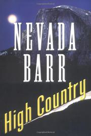 Book Cover for HIGH COUNTRY