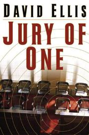 Book Cover for JURY OF ONE
