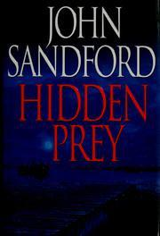 Cover art for HIDDEN PREY