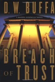 Cover art for BREACH OF TRUST