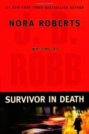 Cover art for SURVIVOR IN DEATH