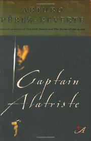 Book Cover for CAPTAIN ALATRISTE