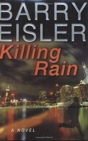 Book Cover for KILLING RAIN