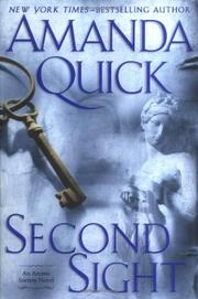 Cover art for SECOND SIGHT