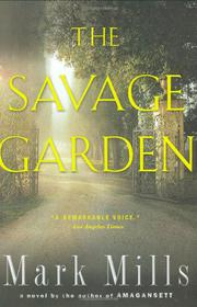 Cover art for THE SAVAGE GARDEN