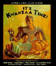 Book Cover for IT'S KWANZAA TIME!