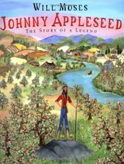 Book Cover for JOHNNY APPLESEED