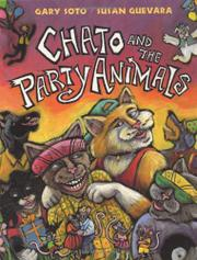 Cover art for CHATO AND THE PARTY ANIMALS