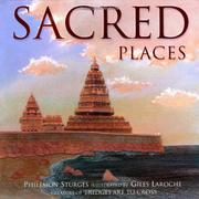 Cover art for SACRED PLACES