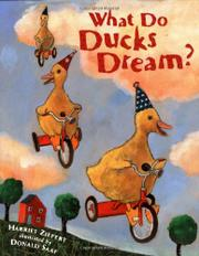 Cover art for WHAT DO DUCKS DREAM?