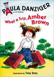 Cover art for WHAT A TRIP, AMBER BROWN
