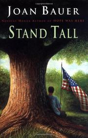 Book Cover for STAND TALL