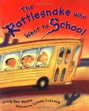 Book Cover for THE RATTLESNAKE WHO WENT TO SCHOOL