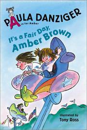 Cover art for IT'S A FAIR DAY, AMBER BROWN